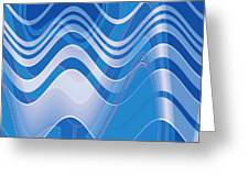 Moveonart Waves Of Redemption 1 Greeting Card