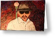 Mr.perez Greeting Card