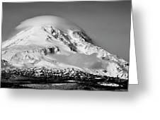 Mt Adams Greeting Card