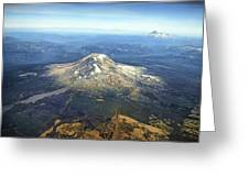 Mt. Adams In Washington State Greeting Card