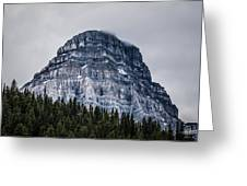 Mt Chephern  Greeting Card