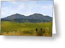Mt. Diablo Mcr2 Greeting Card