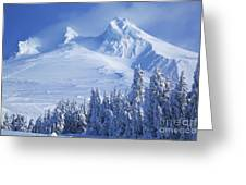 Mt. Hood Greeting Card