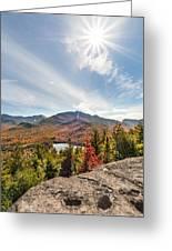 Mt. Joe, Adirondacks  Greeting Card