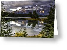 Mt. Rundell  Greeting Card
