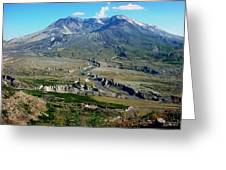 Mt. St. Helens 2005 Greeting Card