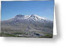 Mt. St.helens 2018 Greeting Card