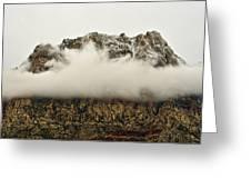 Mt. Wilson Greeting Card