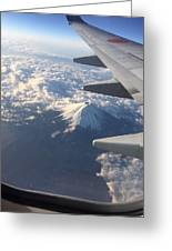 Mt.fuji Greeting Card