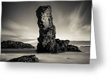 Muchalls Stack Greeting Card