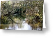 Muckalee Creek Greeting Card