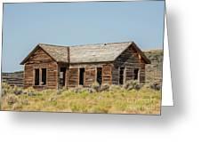 Muddy Creek House Greeting Card
