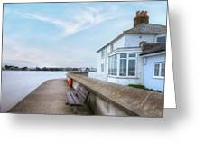 Mudeford - England Greeting Card
