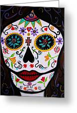 Muertos Greeting Card
