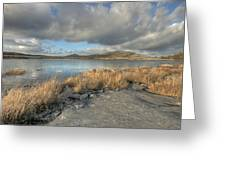 Mullaghmore View Greeting Card