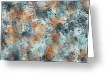 Multicolor Texture 001 Greeting Card