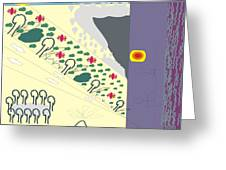 Multiple Landscape Greeting Card