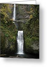 Multnomah Falls 1 Greeting Card