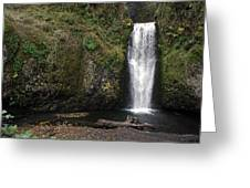 Multnomah Falls 2 Greeting Card