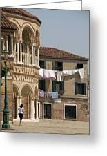Murano 4338 Greeting Card
