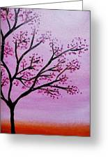 Muriel's Tree Of Life Greeting Card