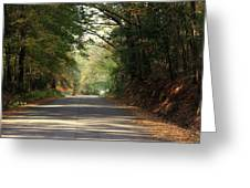 Murphy Mill Road Greeting Card
