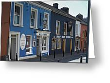 Murphys Ice Cream Dingle Ireland Greeting Card