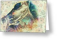 Murtle Grunge Greeting Card