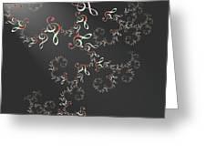Music Greeting Card by Alexandra Mallory