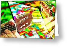 Music Creation Greeting Card