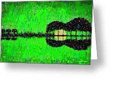 Music World - Da Greeting Card
