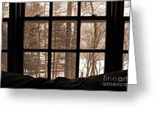 Muskoka Winter 7 Greeting Card