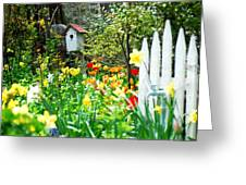 Must Be Spring ......... Greeting Card