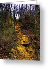 Mustard Hill Greeting Card
