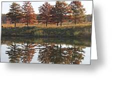Muted Fall Greeting Card