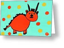 Mwueiy  Greeting Card