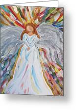 My Angel Greeting Card