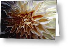 My Exotic Flower Greeting Card