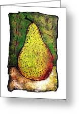 My Favorite Pear One Greeting Card