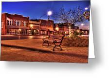 My Hometown Greeting Card