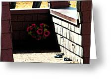 My Neighbors Porch Greeting Card