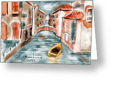 My Own Venice Greeting Card