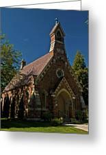 My Redeemer Lives Church Greeting Card