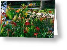 My Secret Garden-5 Greeting Card