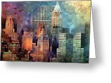 My Style Manhattan Greeting Card