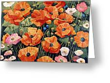 My Taos Wildflowers Greeting Card