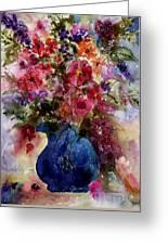 My Wildflowers Greeting Card