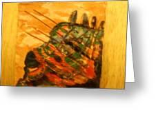 Myriad - Tile Greeting Card