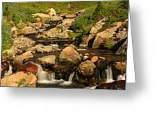 Myrtle Falls Greeting Card