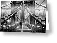 Mystery Manhattan Greeting Card